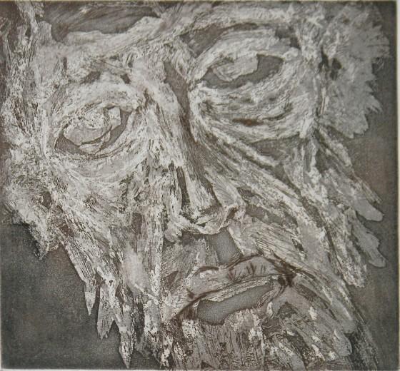 Title: 'Untitled'   Medium: Aqua Tint